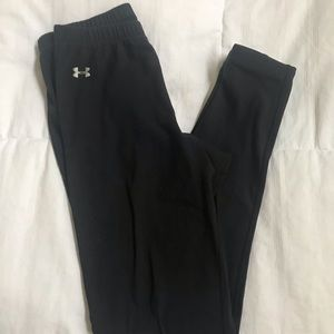Under armor lined thermal leggings